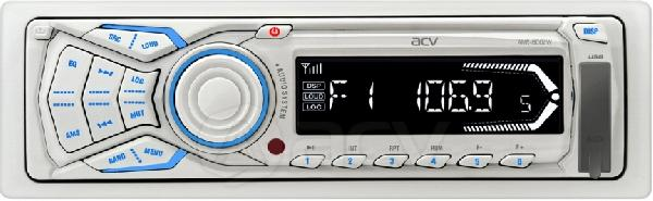 Морская магнитола ACV AMR-8002 W