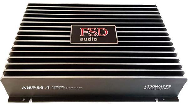 Усилитель FSD audio AMP 60.4