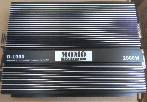 фото: Momo D-1000 V4