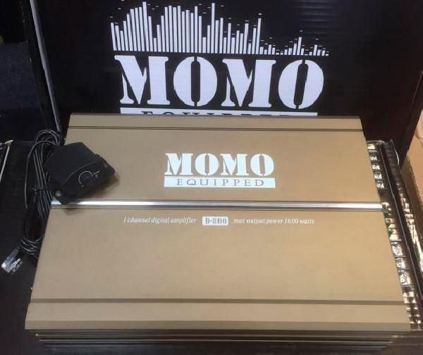 фото: Mомо D-800