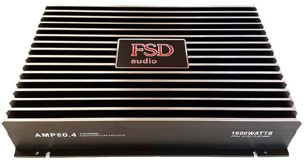 фото: FSD audio AMP 80.4