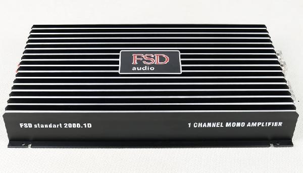 фото: FSD audio STANDART 2000.1D