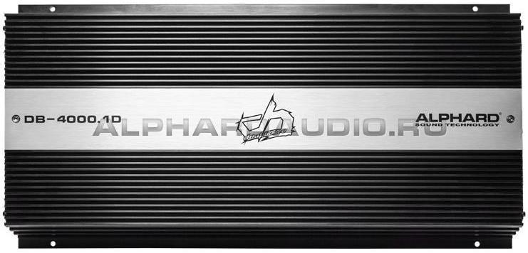 Alphard DB-4000.1D