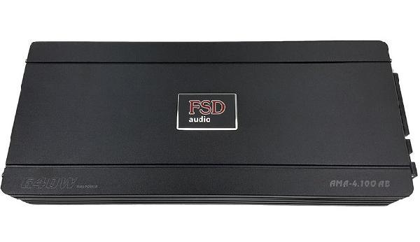 Усилитель FSD audio MINI AMA 4.100 AB