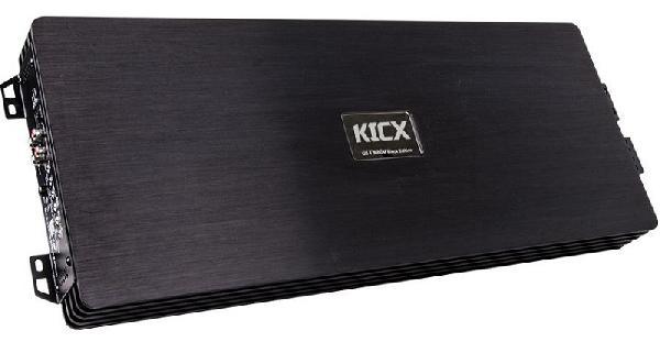 Усилитель KICX QS 1.3000M Black Edition