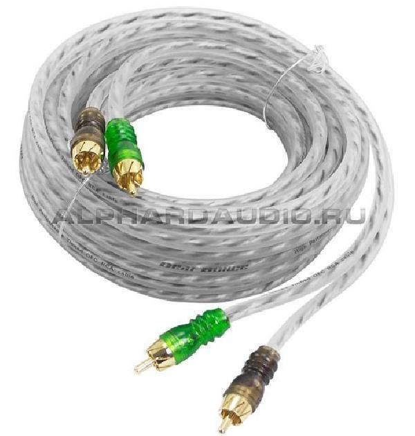 Межблочный кабель Alphard Machete M-RCA R2M2M
