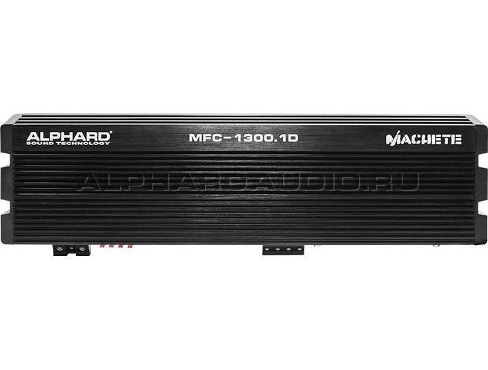 Alphard Machete MFC-1300.1D
