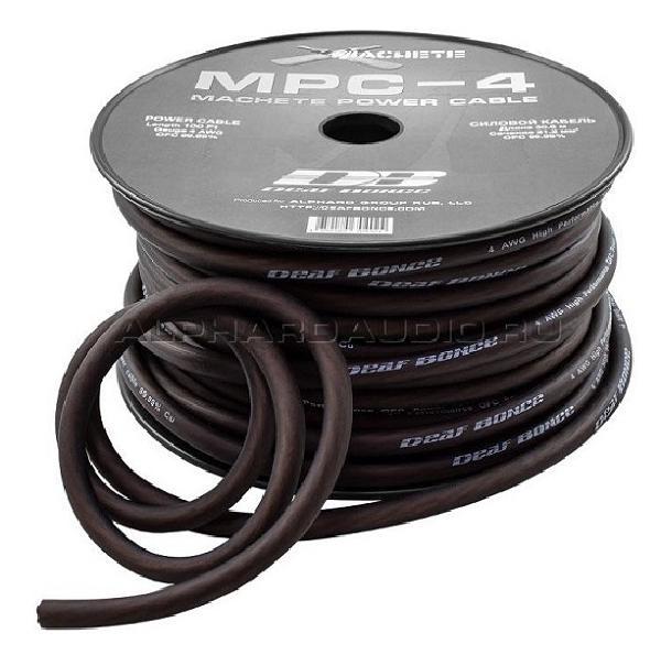 Alphard MPC-4GA Black