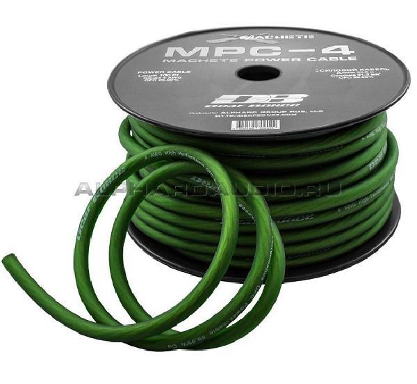 Alphard MPC-4GA Green