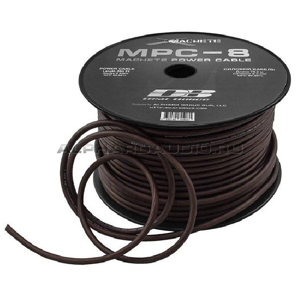 Alphard MPC-8GA Black