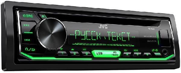Автомагнитола JVC KD-R497