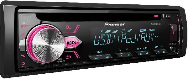 фото: Pioneer DEH-X2900UI