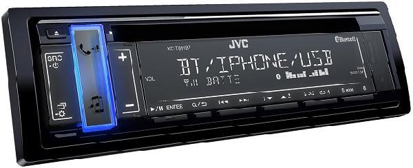 Автомагнитола JVC KD-T801BT