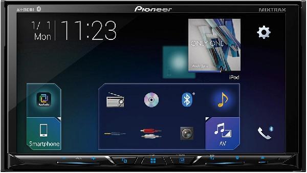 Автомагнитола Pioneer AVH-Z5100BT