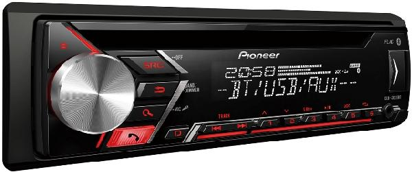 Автомагнитола Pioneer DEH-S3000BT