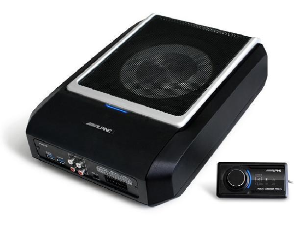 Активный сабвуфер PWD-X5 с 4.1-канальным цифровым звуковым процессором