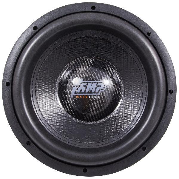 Сабвуфер AMP MASS 1000 12D2