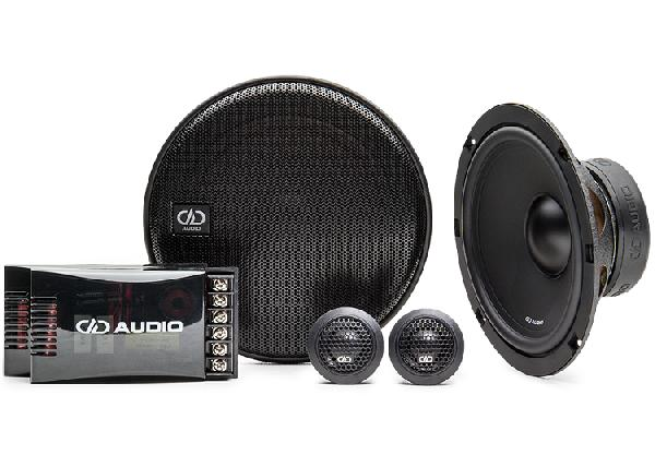 Акустика DD Audio EC6.5