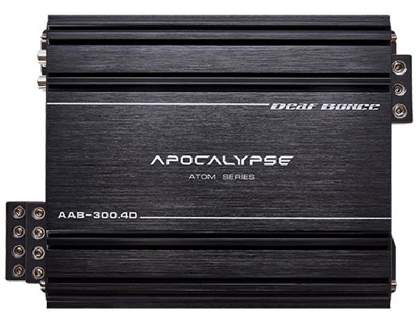 Усилитель Apocalypse AAB-300.4D