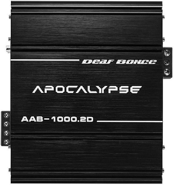 Усилитель Apocalypse AAB 1000.2D