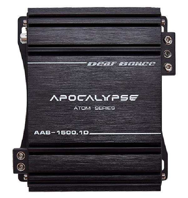 Усилитель Apocalypse AAB-1500.1D ATOM