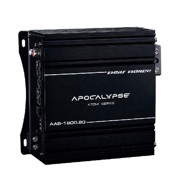 Усилитель Apocalypse AAB-1800.2D