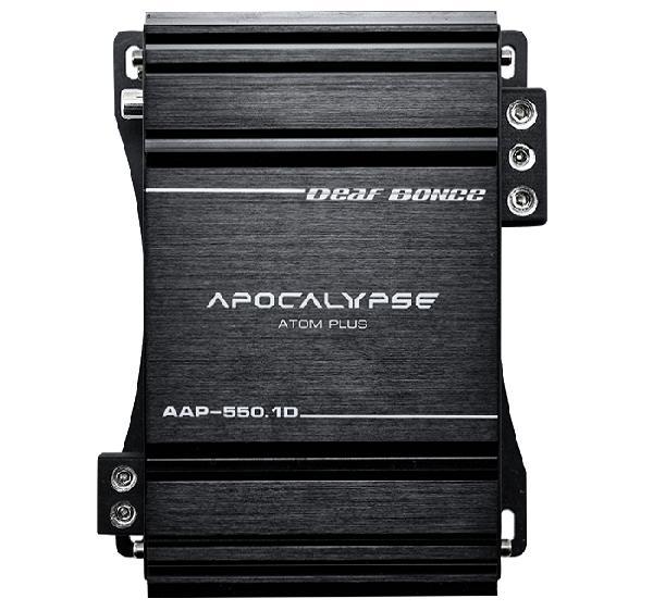 Усилитель Apocalypse AAB-550.1D Atom Plus
