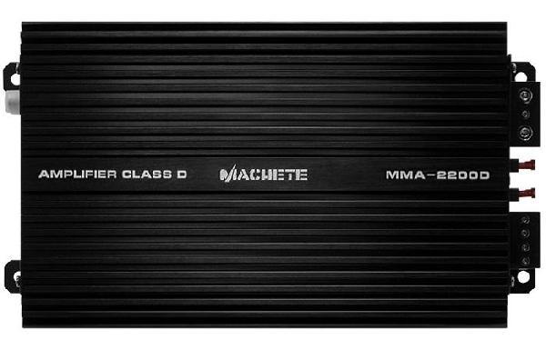 Усилитель Alphard MMA-2200.D