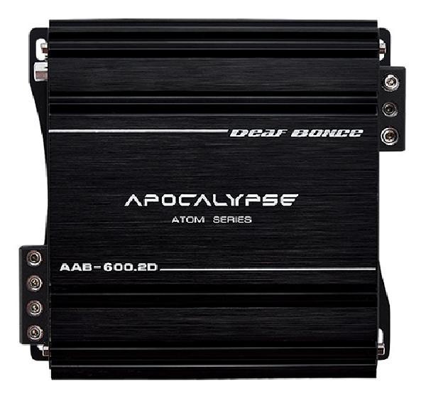 Усилитель Apocalypse AAB 600.2D Atom