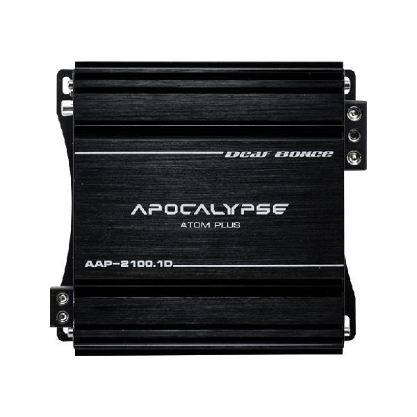 Усилитель APOCALYPSE AAP-2100.1D ATOM PLUS