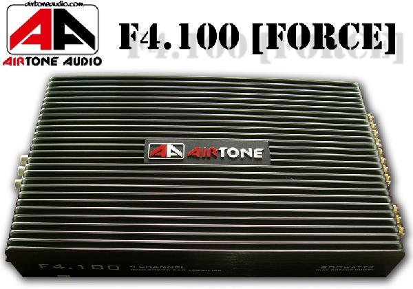 Усилитель Airtone Audio  F4.100 Force