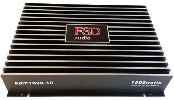 фото: FSD audio STANDART AMP 1000.1D