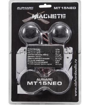 Акустика Alphard Machete MT-15NEO