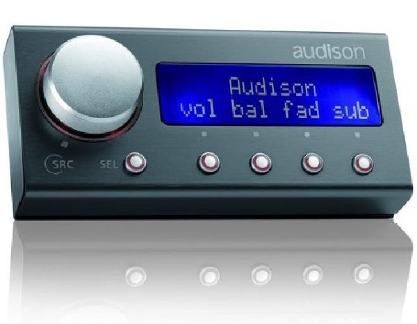 Audison DRC One digital remote