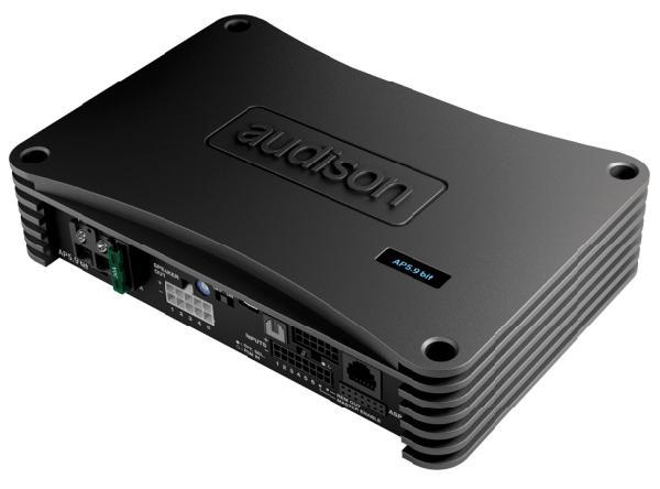 Усилитель с процессором Audison Prima AP5.9 bit