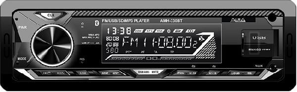 Автомагнитола AurA AMH-330BT