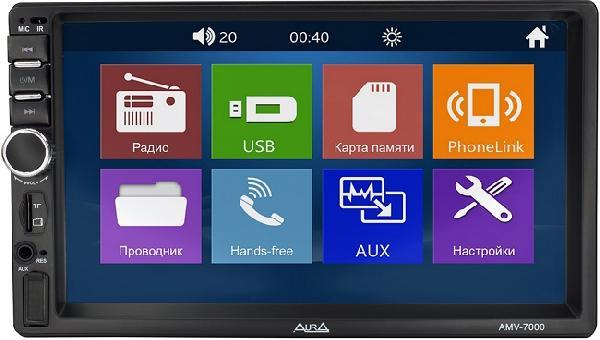 Автомагнитола AurA AMV-7000