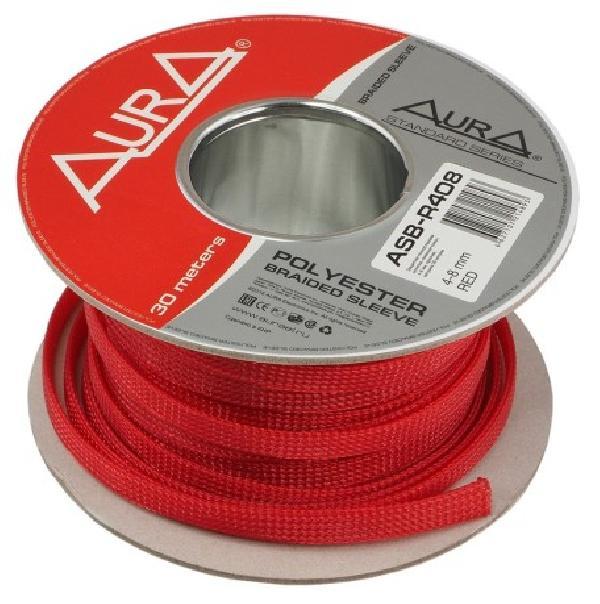 Защитная оплетка AurA ASB-408 RED