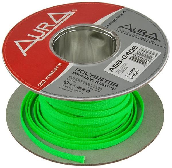 Защитная оплетка AurA ASB-408 GREEN