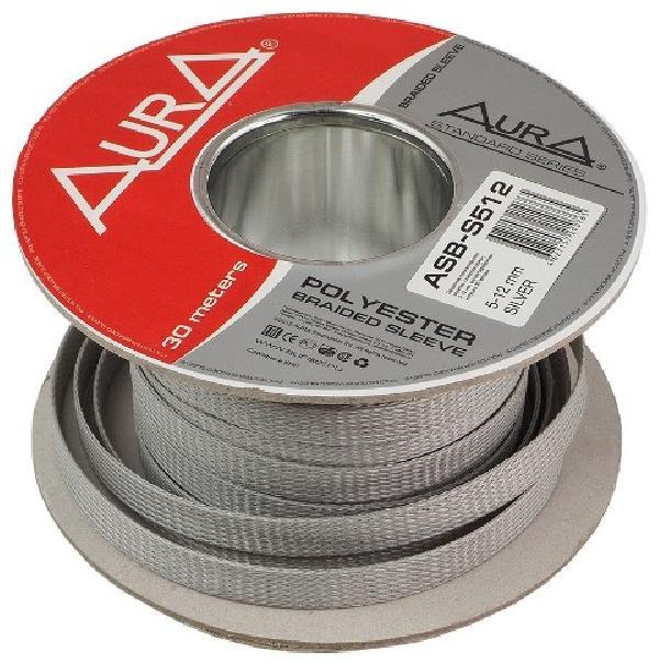 Защитная оплетка AurA ASB-512 SILVER