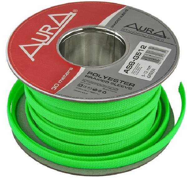 Защитная оплетка AurA ASB-512 GREEN