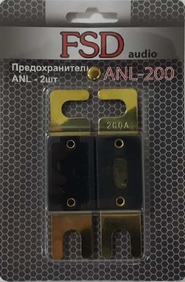 фото: FSD audio ANL-200