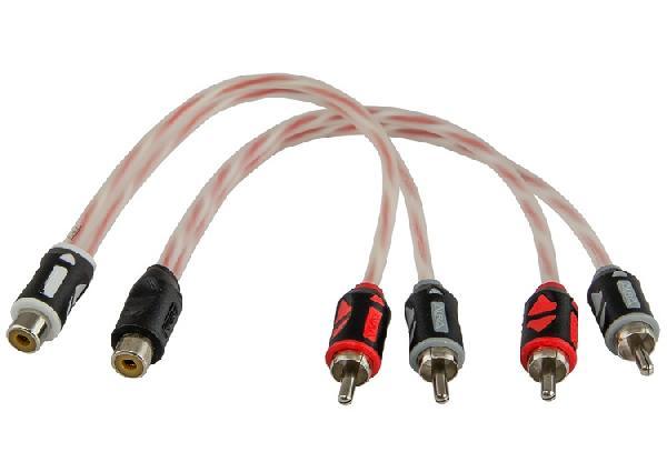 Межблочный кабель AurA RCA-AY10 MKII