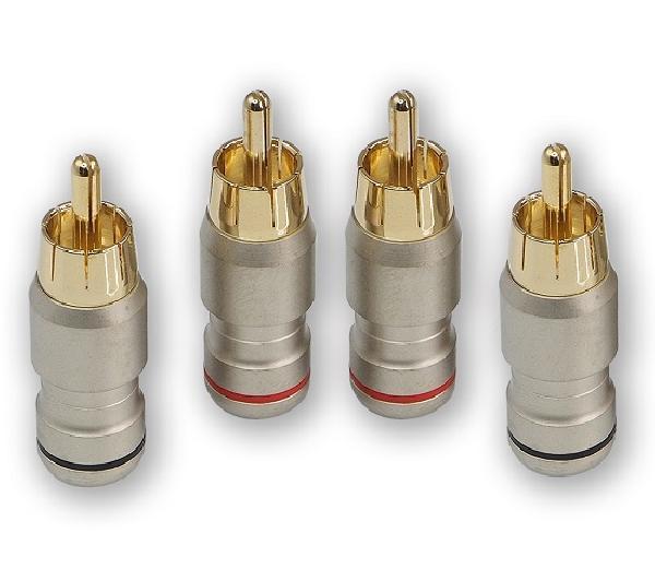 Коннекторы AurA RCA-P614