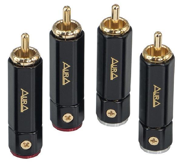 Коннекторы AurA RCA-P615