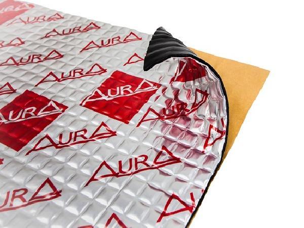 Вибродемфирующий материал AurA VDM-Eco-M4