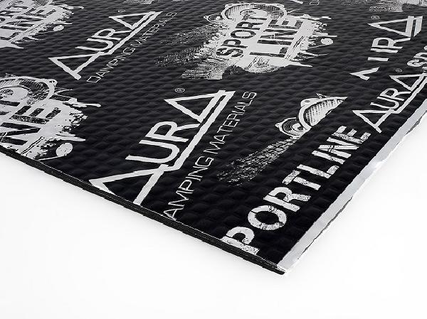 Вибродемфирующий материал AurA VDM-SPORT PRO