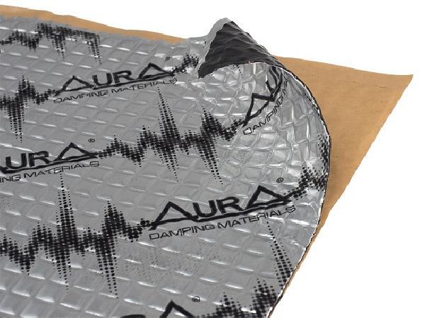 Вибродемфирующий материал AurA VDM-Standard-M1