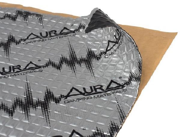 Вибродемфирующий материал AurA VDM-Standard-M2