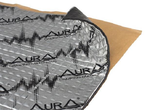 Вибродемфирующий материал AurA VDM-Standard-M4
